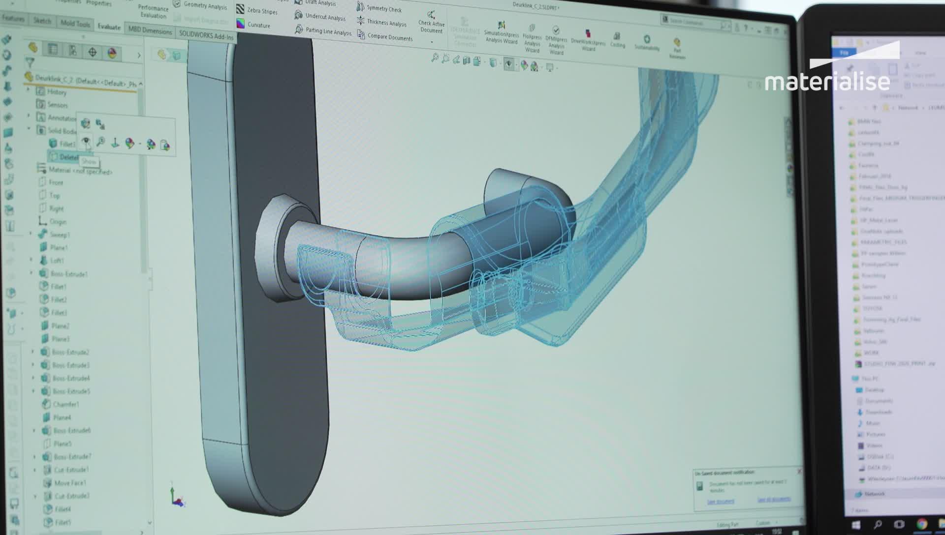 3D-Druck unterstützt im Kampf gegen Corona