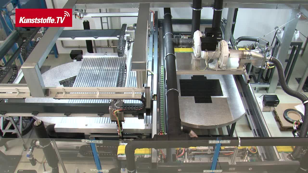 Vom UD-Tape zum thermoplastischen Faserverbundbauteil