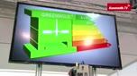 Passives Konzept für höhere Energieeffizienz