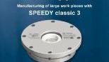 Großteilefertigung mit Speedy classic 3