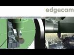 Wellenförmig schruppen mit Edgecam