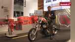 K 2010 - 1. Tag der weltgrößten Kunststoffmesse