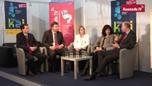 Gesprächsrunde: Ausbildung und Fachkräftemangel